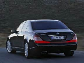 maybach 57 history of model photo gallery and list of modifications