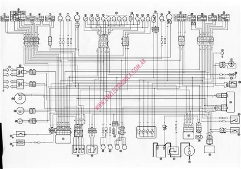 1995 yamaha virago 750 wiring diagram wiring diagram