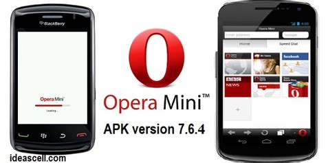 apps apk opera mini free opera mini apk 7 6 4 for android