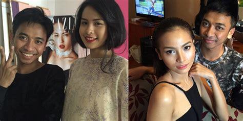 Make Up Ivan Gunawan Satu Set make up artis terkenal di indonesia jurnalpagi