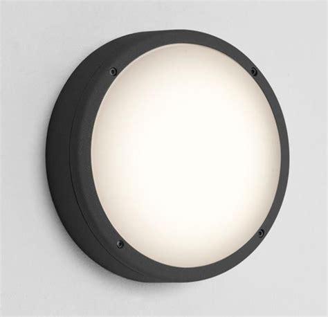 astro arta   ip outdoor wall light black
