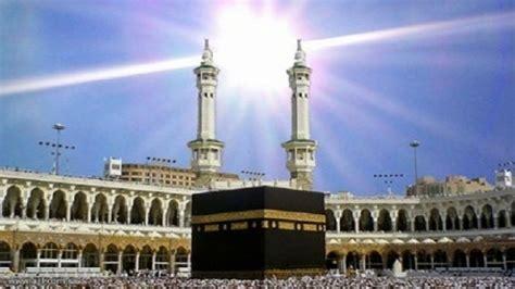 ka bah sun directly on ka bah friday about islam
