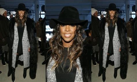 Get The Look Kellys Layered Do by Rowland At The School Runway Show During Nyfw