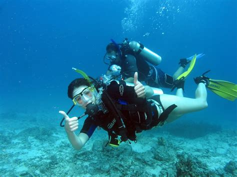 dive in scuba diving in thailand information and advice the best