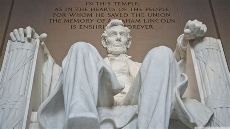 president lincoln memorial abraham lincoln memorial washington d c 4k hd desktop