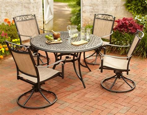 patio furniture parts hton bay patio furniture replacement parts home center