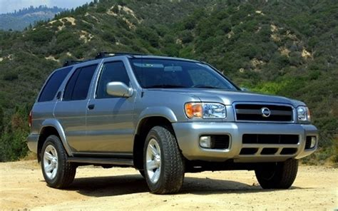 pathfinder nissan 2003 recall roundup steering risk in nissan pathfinders