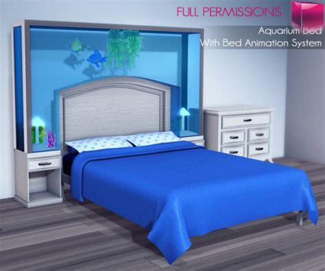 aquarium bed frame furniture decor meli imako