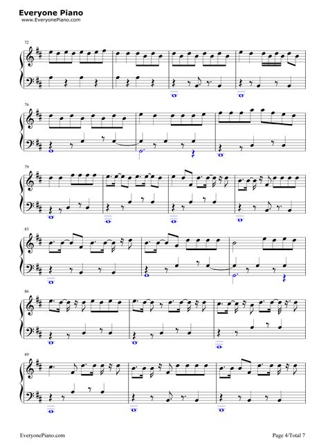 despacito chord despacito luis fonsi stave preview 4 free piano sheet