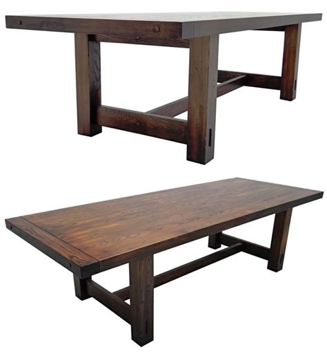 pin by woodland creek furniture on unique dining tables