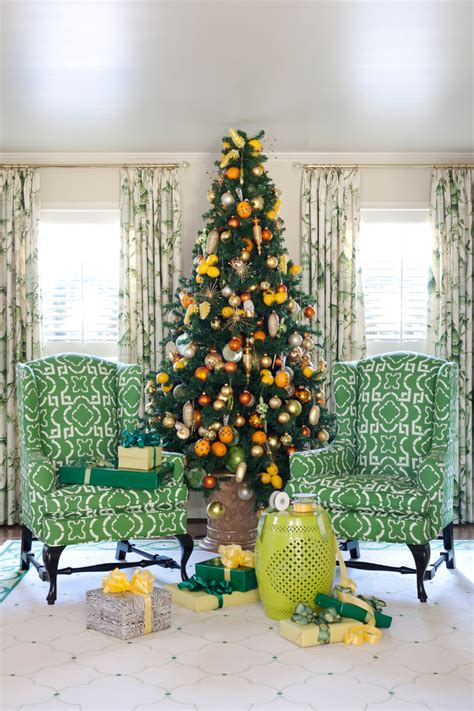 christmas tree smells like oranges 30 beautiful citrus decoration ideas celebration all about