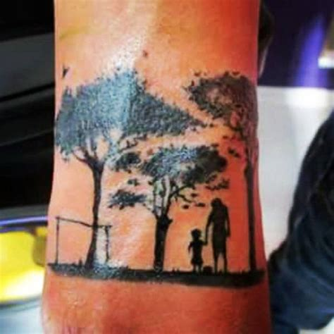 dad tattoos on wrist top 50 best tattoos for manly design ideas