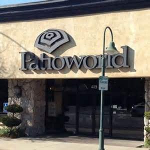 patio furniture thousand oaks patioworld locations 10 california locations