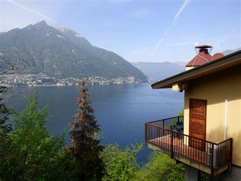 haus kaufen lago di como comer see faggeto lario villa mit garten direkt am see