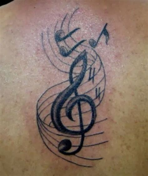 music note tattoo on shoulder 61 classy music shoulder tattoos