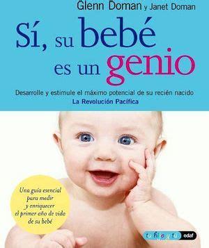 si su bebe es un genio doman glenn 9788441420168