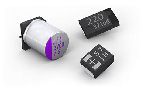 panasonic tantalum capacitors polymer capacitors panasonic industrial devices