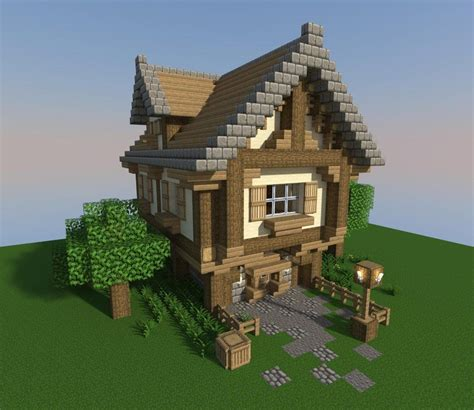 cottage guide build buildings in minecraft fancy