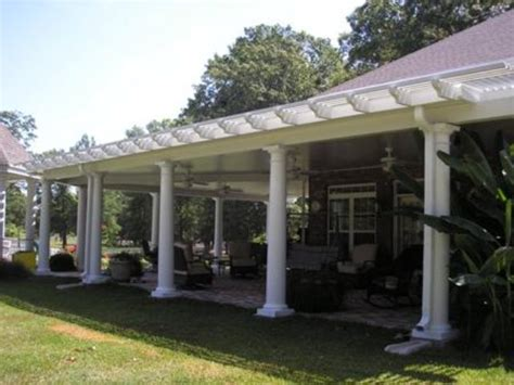 Fiberglass Patio Cover by Patio Furniture Ca
