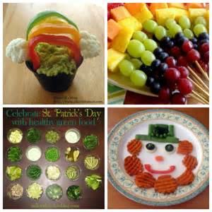 st patrick s day snacks for kids