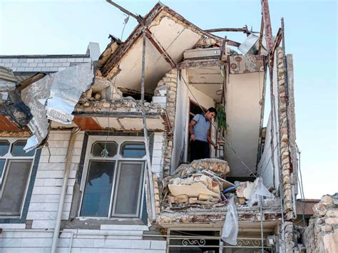 earthquake iran iran s death toll climbs to 530 after powerful earthquake