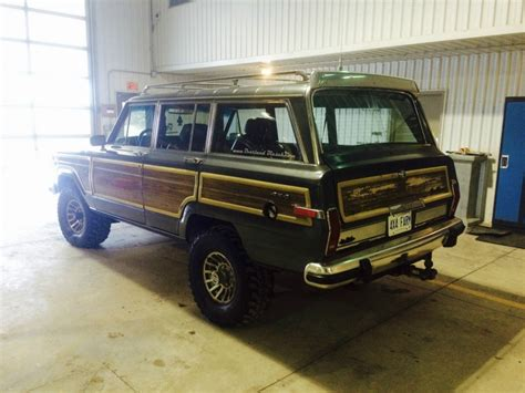 Jeep Wagoneers For Sale 1989 Jeep Wagoneer For Sale