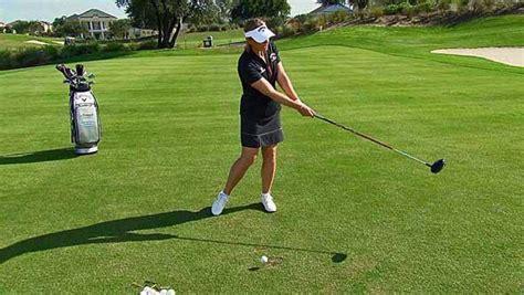 annika sorenstam swing tips annika sorenstam driver tip golf channel