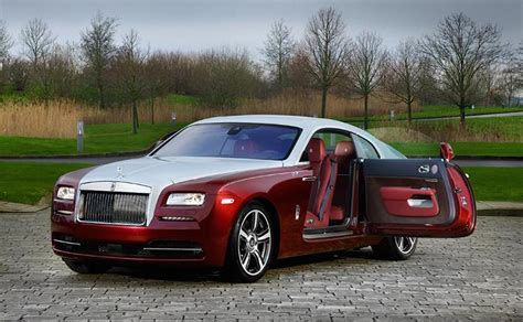 roll royce green bespoke syrah rolls royce wraith revealed
