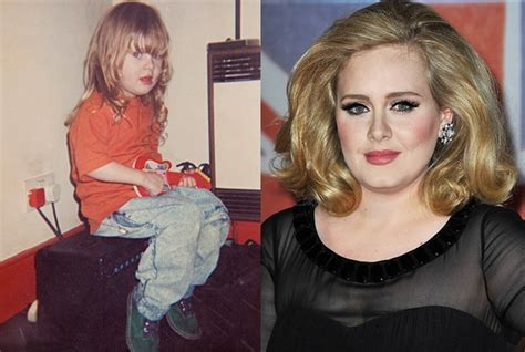 adele early photos young adele launches her early music career http www