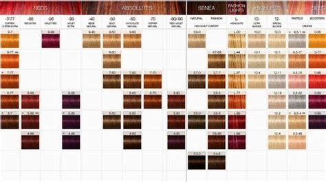igora hair color instructions schwarzkopf igora hair color chart ingredients