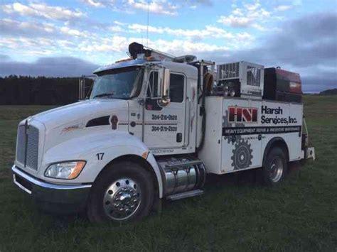 kenworth service center kenworth t270 2012 utility service trucks