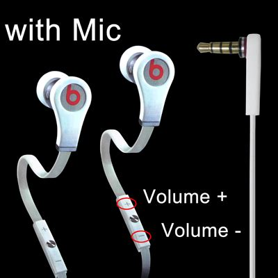 Mgearphone Sound Legend Noodle Style sound legend noodle style high performance in ear headphones earphone with mic for iphone 4