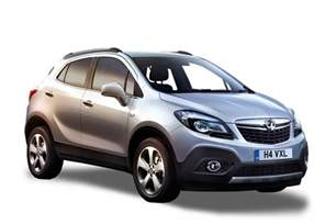 Vauxhall Suv Uk Vauxhall Mokka Suv Pictures Carbuyer