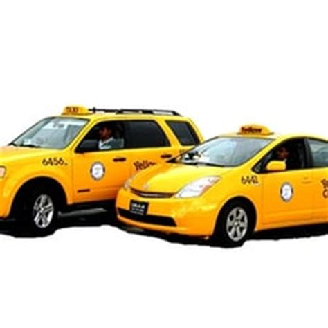yellow cab taxi airport ride sunnyvale ca verenigde