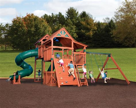 toddler backyard playsets backyard adventures kids outdoor playsets yutka fence