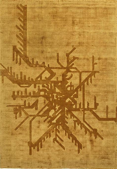 tappeti piacenza metropolitan gold haute couture sitap carpet couture