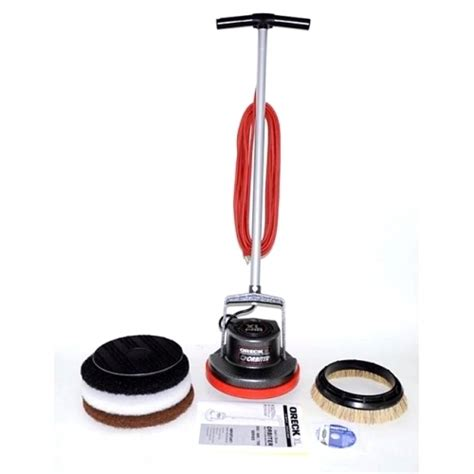 oreck orbiter floor buffer polisher refurbished by