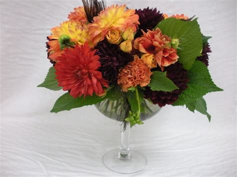 dahlia arrangement floral arrangements pinterest