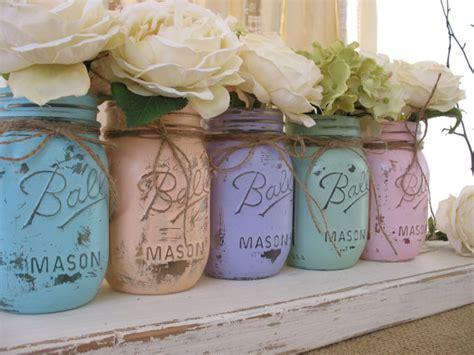 Sale Cetakan Kue Pastel 1 Set sale set of 5 pint pastel jars painted jars