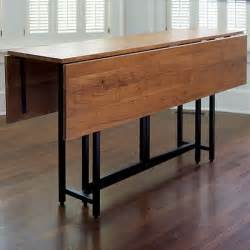 Drop Leaf Dining Room Tables Introducing Drop Leaf Dining Tables The Space Savers