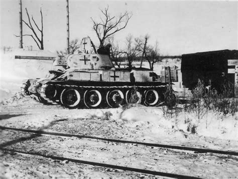 service indiana some of best images found on of captured soviet tanks in german service
