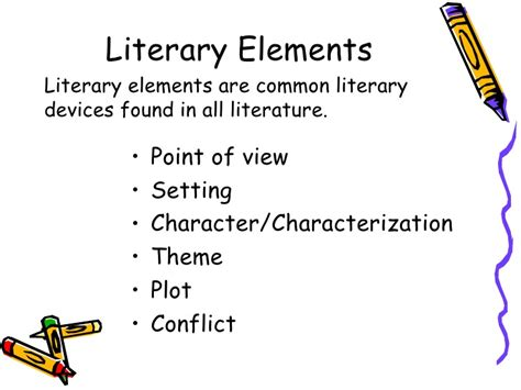 theme definition literary devices what do they mean when they ask for the element of plot