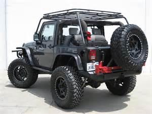 Jeep Wrangler Rack Boar Wrangler Fast Back Rack W Basket Frkjkfb 46797