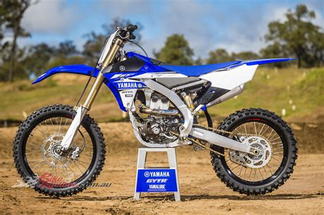 2017 Yamaha YZ250F, Major Revisions   Bike Review