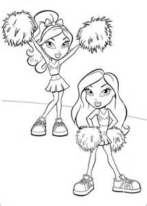 Using Pom Pom Coloring Page Supercoloring Com Pom Pom Coloring Pages