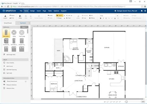 smartdraw tutorial floor plan smartdraw floor plan tutorial 28 images smartdraw