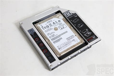 Hardisk Nb Acer drive bay ssd hdd เพ มความแรง และความจ ให notebook