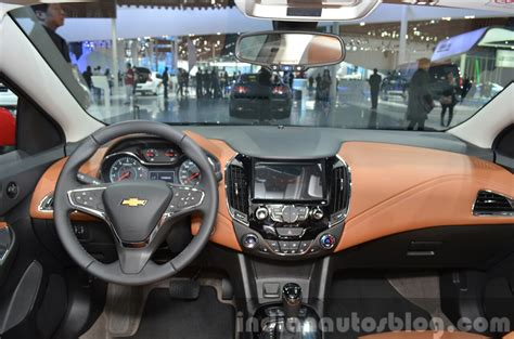 chevrolet cruze classic dashboard indian autos blog chevrolet cruze dashboard at the 2015 shanghai auto show