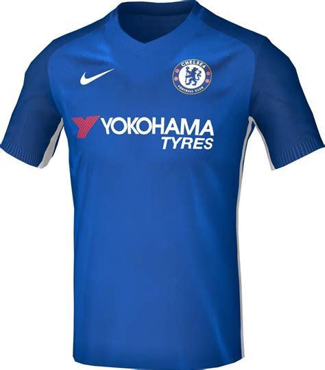 chelsea nike chelsea nike home away and third kit concepts footy