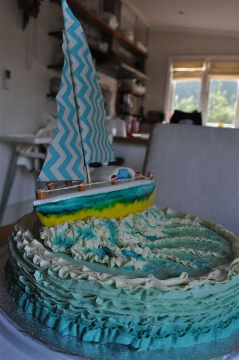 boat steering wheel diaper cake 17 best images about nautical cakes on pinterest themed